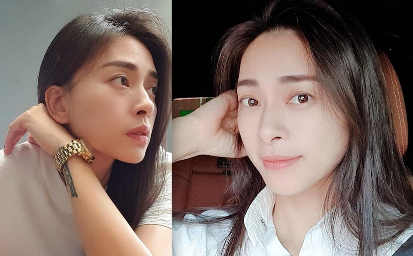Gương mặt trẻ trung, làn da không tỳ vết của Ngô Thanh Vân ở tuổi 41