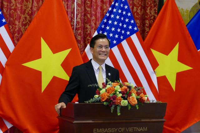 Việt Nam - Mỹ vượt qua nhiều khó khăn để trở thành đối tác toàn diện - Ảnh 1.