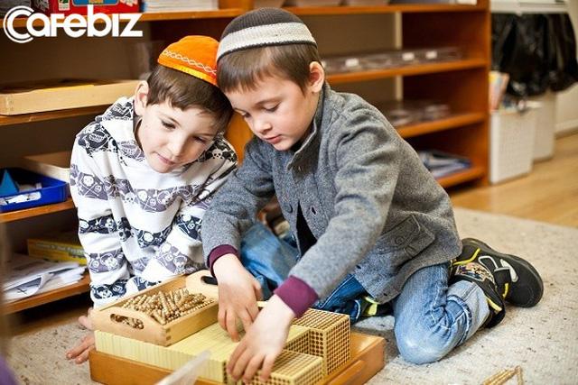Từ chuyện dạy con tự tin giao tiếp trên xe của bà mẹ Do Thái, tu nghiệp sinh Israel kết luận: Muốn con thành công, nhất định phải rèn cho trẻ tính tự lập - Ảnh 4.