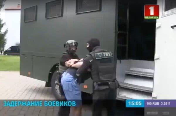 Cáo buộc can thiệp bầu cử, an ninh Belarus đột kích 32 chiến binh Nga: TT Lukashenko đòi Moskva giải thích - Ảnh 1.
