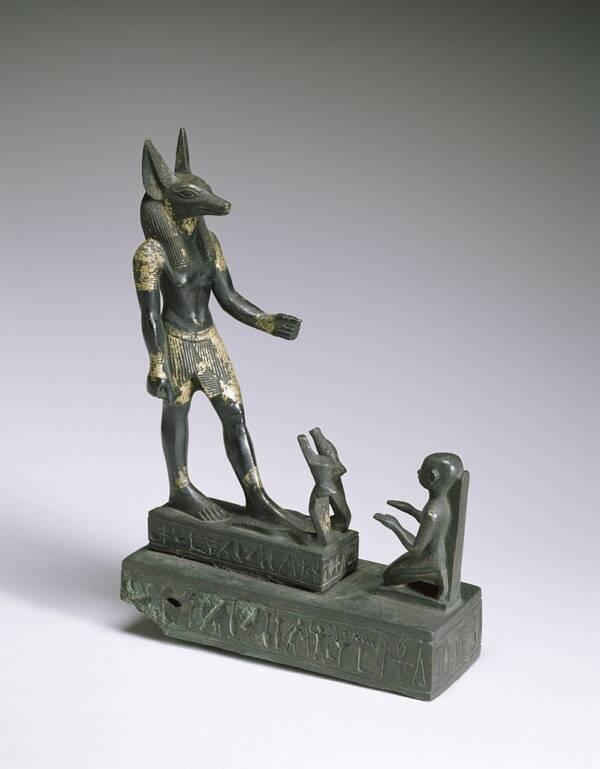 Anubis - Vị thần chết Ai Cập được tôn vinh bởi 8 triệu con chó xác ướp - Ảnh 4.
