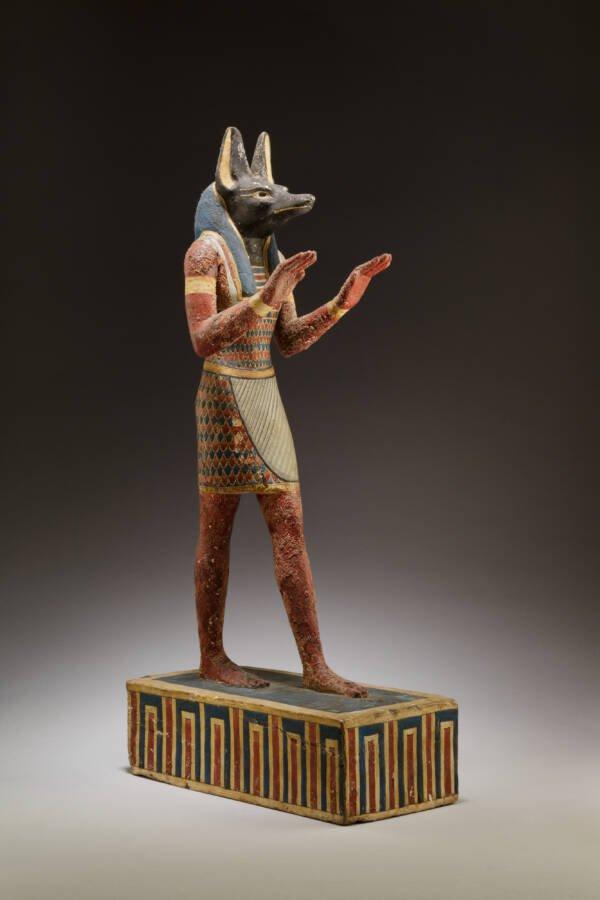 Anubis - Vị thần chết Ai Cập được tôn vinh bởi 8 triệu con chó xác ướp - Ảnh 5.