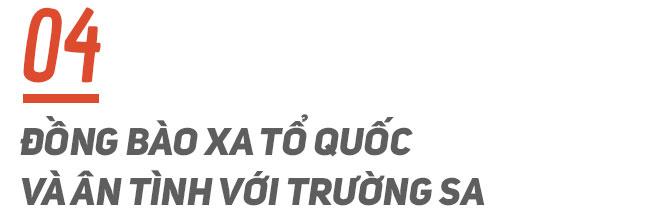 """Từ Cam Ranh đến Trường Sa: Chuyến đi chưa từng có, """"loa phường"""" trên biển và chiếc xe mang biển """"khủng"""" ở đảo Phan Vinh - Ảnh 11."""