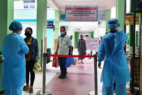 Lịch trình đi lại, tiếp xúc của 10 bệnh nhân mắc Covid-19 ở Đà Nẵng - Ảnh 1.