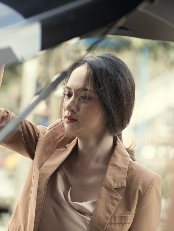 Hương Giang gây xúc động khi nói lí do thích đàn ông một đời vợ và có con riêng - Ảnh 4.