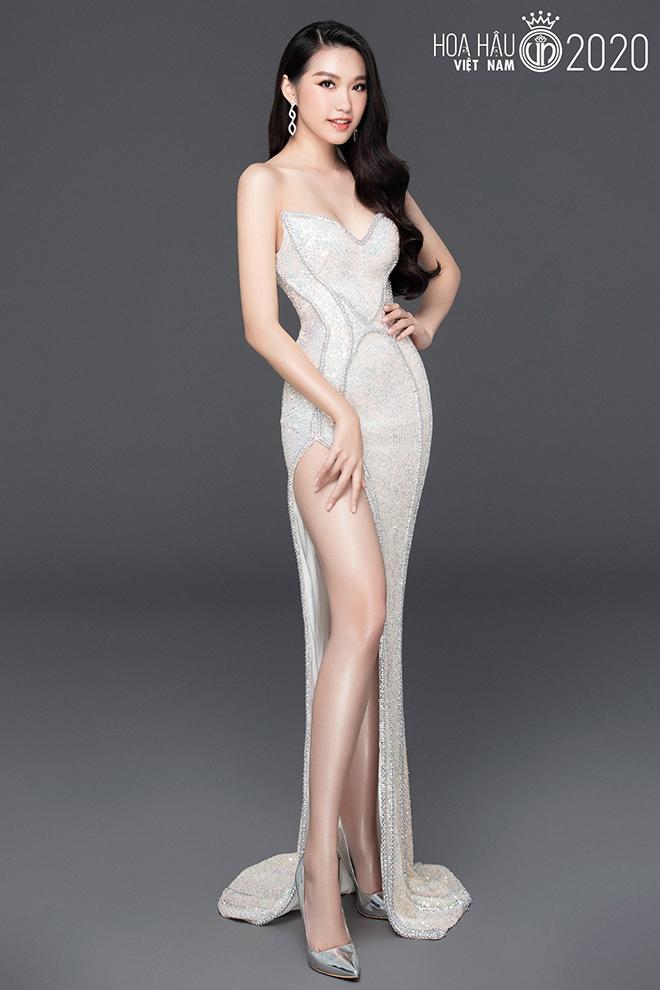 Hot girl có tiếng tham gia Hoa hậu Việt Nam, lập tức gây ấn tượng bởi nhan sắc quá xinh - Ảnh 2.