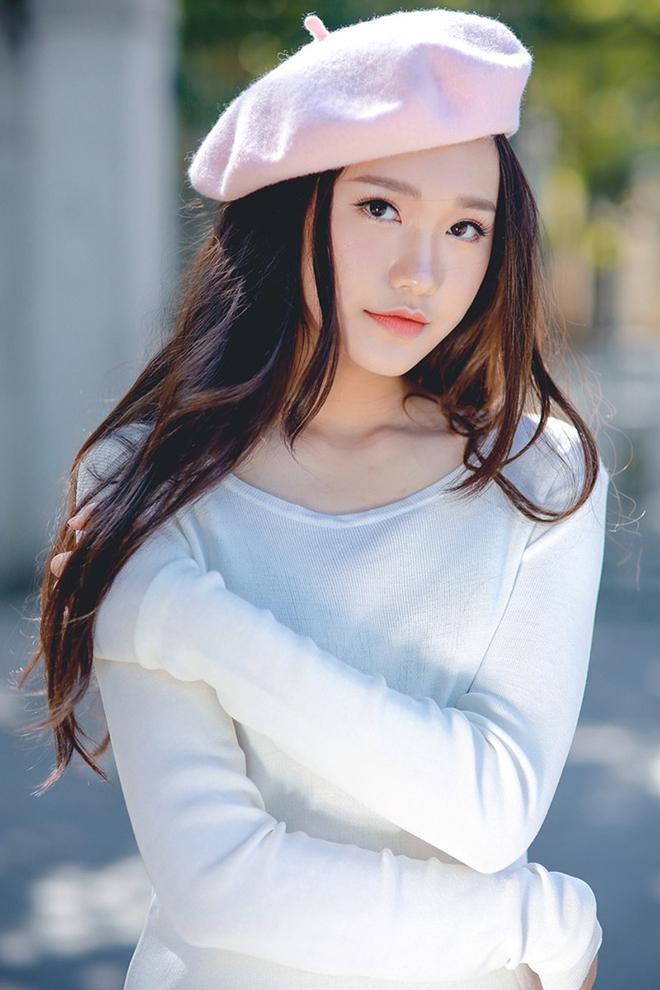 Hot girl có tiếng tham gia Hoa hậu Việt Nam, lập tức gây ấn tượng bởi nhan sắc quá xinh - Ảnh 4.