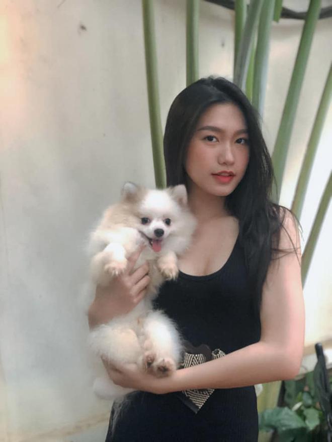Hot girl có tiếng tham gia Hoa hậu Việt Nam, lập tức gây ấn tượng bởi nhan sắc quá xinh - Ảnh 5.
