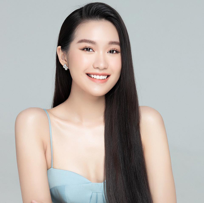 Hot girl có tiếng tham gia Hoa hậu Việt Nam, lập tức gây ấn tượng bởi nhan sắc quá xinh - Ảnh 9.