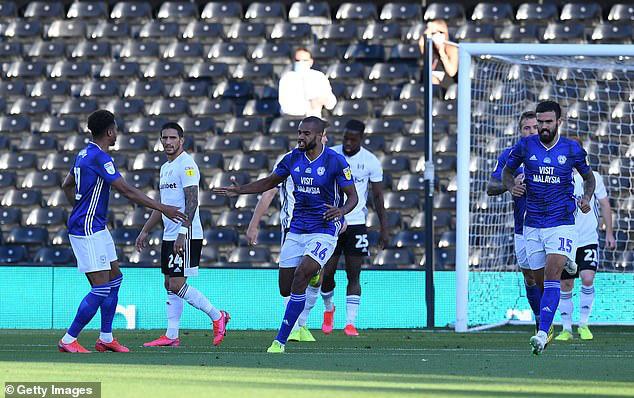 Fulham giành quyền thi đấu trận cầu 100 triệu bảng - Ảnh 1.