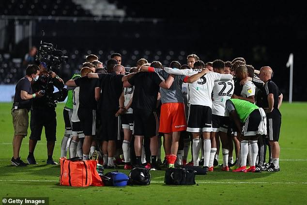 Fulham giành quyền thi đấu trận cầu 100 triệu bảng - Ảnh 2.