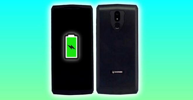 Hãng smartphone tưởng chừng như đã phá sản bất ngờ quay trở lại, sắp ra mắt smartphone pin 10000mAh - Ảnh 1.