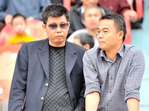 [Hồi ức] V.League choáng ngợp vì màn bạo chi sau cơn giận tím mặt của đại gia Ninh Bình - Ảnh 1.