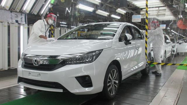 Bản cũ xả hàng, Honda City 2020 động cơ Turbo rục rịch về Việt Nam: Tân vua doanh số phả hơi nóng lên Toyota Vios - Ảnh 1.