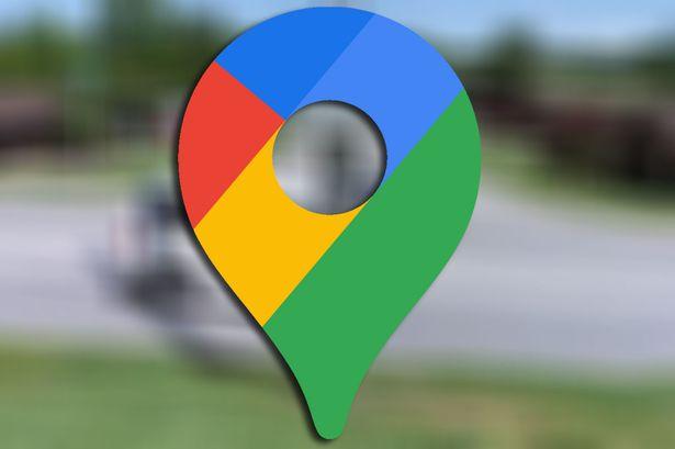 Xem Google Maps, người dùng bắt gặp cảnh tượng mất mặt của người phụ nữ - Ảnh 1.