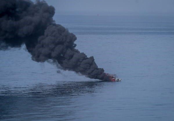 Mỹ khẩn cấp tìm kiếm 8 lính thủy đánh bộ mất tích - Trò chơi chết chóc của Iran ẩn thông điệp đanh thép - Ảnh 2.