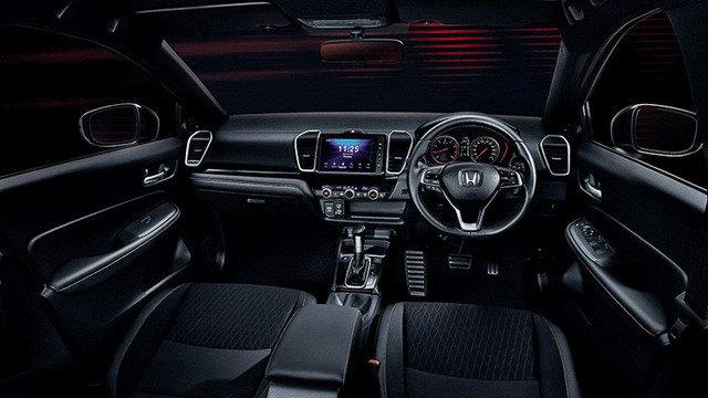 Bản cũ xả hàng, Honda City 2020 động cơ Turbo rục rịch về Việt Nam: Tân vua doanh số phả hơi nóng lên Toyota Vios - Ảnh 4.