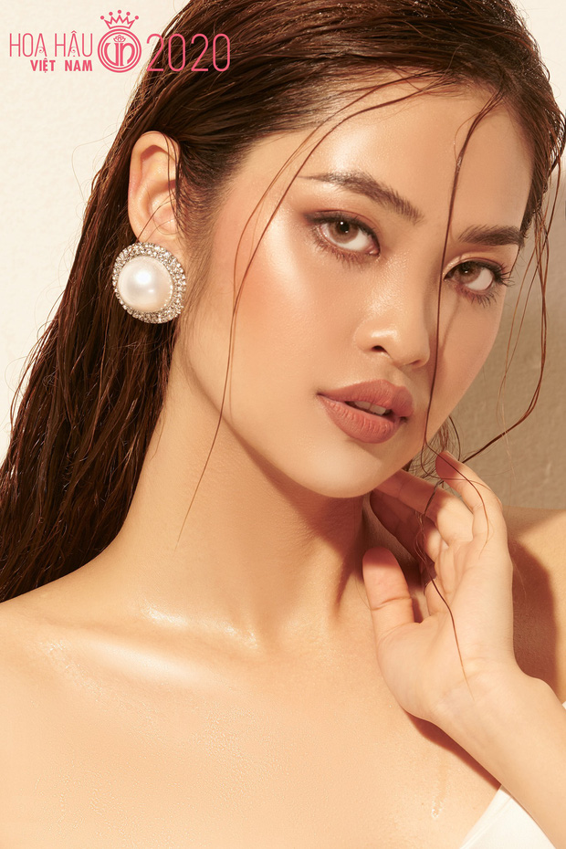 4 gương mặt thân quen tại Hoa hậu Việt Nam 2020: Người lột xác sau 1 năm gây ngỡ ngàng, thí sinh 2k hở bạo đến nóng mắt - Ảnh 5.