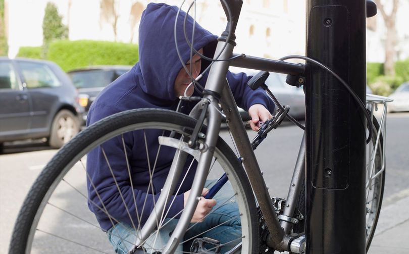 Tên trộm xe đạp để lại lời nhắn khiến mình nổi như cồn trên mạng xã hội