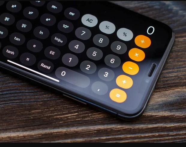 Tại sao đến giờ mà iPad vẫn không có ứng dụng máy tính Calculator? - Ảnh 1.