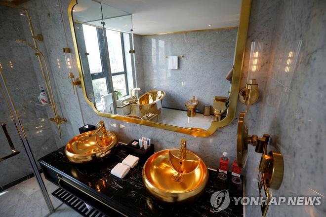 Khách sạn dát vàng ở Hà Nội được báo Hàn rầm rộ đưa tin, con số đầu tư gây sốc lên đến hơn 2,3 nghìn tỷ đồng - Ảnh 10.
