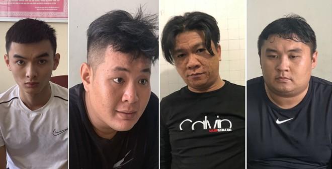 Nhóm thanh niên bắn chết cô gái ở Tây Ninh sa lưới - Ảnh 1.