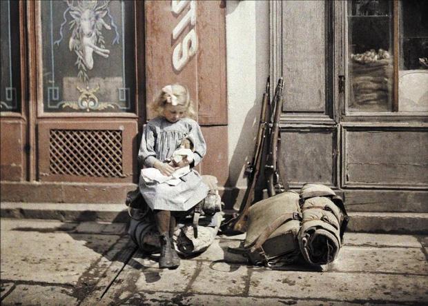Chiêm ngưỡng những bức ảnh màu hiếm hoi đầu tiên trên thế giới: Một số còn lỗi màu, số khác đẹp như được photoshop 7749 lần - Ảnh 18.