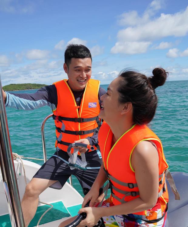 Phạm Quỳnh Anh viết tâm thư xin lỗi sau sự cố ngồi lên rạn san hô, quay clip cùng Quang Vinh ở Phú Quốc - Ảnh 4.