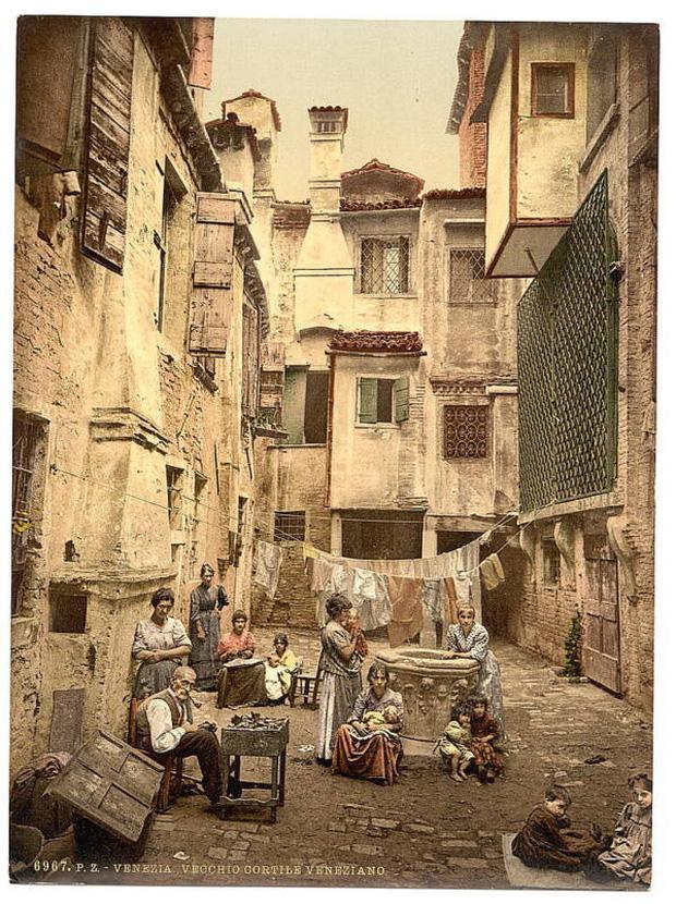 Chiêm ngưỡng những bức ảnh màu hiếm hoi đầu tiên trên thế giới: Một số còn lỗi màu, số khác đẹp như được photoshop 7749 lần - Ảnh 29.