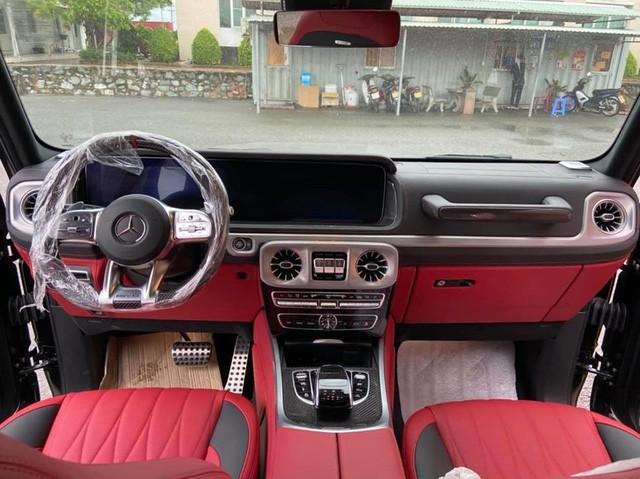 Khui công Mercedes-AMG G 63 với gói địa hình chính hãng đầu tiên Việt Nam - Ảnh 4.