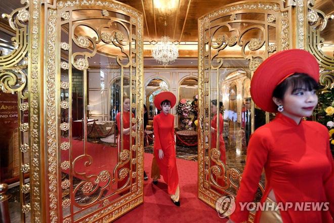 Khách sạn dát vàng ở Hà Nội được báo Hàn rầm rộ đưa tin, con số đầu tư gây sốc lên đến hơn 2,3 nghìn tỷ đồng - Ảnh 17.