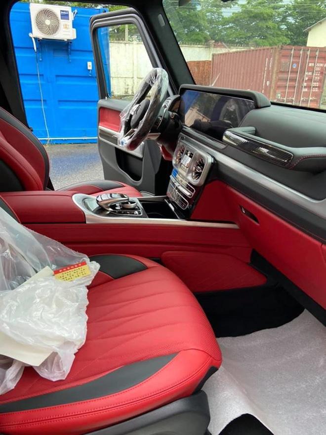 Khui công Mercedes-AMG G 63 với gói địa hình chính hãng đầu tiên Việt Nam - Ảnh 5.
