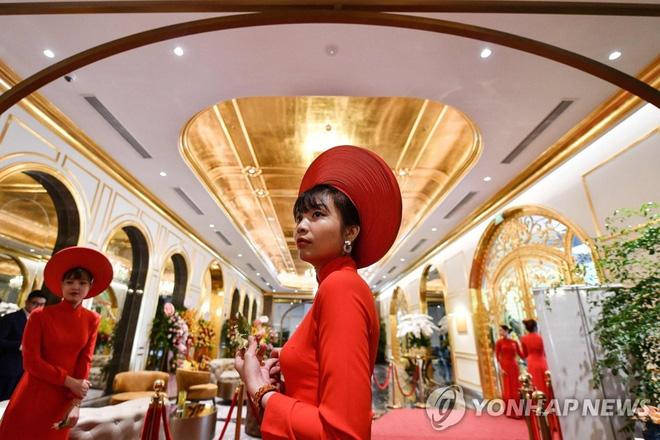 Khách sạn dát vàng ở Hà Nội được báo Hàn rầm rộ đưa tin, con số đầu tư gây sốc lên đến hơn 2,3 nghìn tỷ đồng - Ảnh 16.