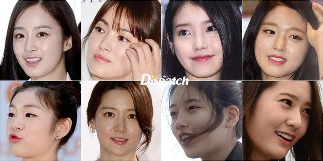 Nhan sắc thật sự của mỹ nhân Hàn được bóc trần qua ảnh chụp cận cảnh: Không thể tin nổi với làn da U40 của Song Hye Kyo, Kim Tae Hee - ảnh 1