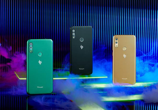 Vsmart Star 4 rò rỉ gần như hoàn toàn: Helio P35, camera kép, pin 3500mAh, Android 10, giá 2.19 triệu đồng - Ảnh 2.