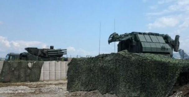 Tên lửa Tor-M2 đỡ cho Nga những bàn thua trông thấy ở Syria: Gắn sao trên ngực áo - Ảnh 1.