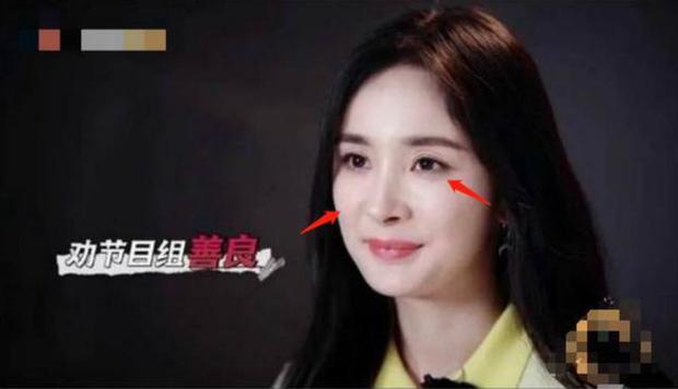 Dương Mịch lộ rõ dấu hiệu lão hoá, khác xa ảnh PTS khi xuất hiện trên sóng truyền hình - Ảnh 3.