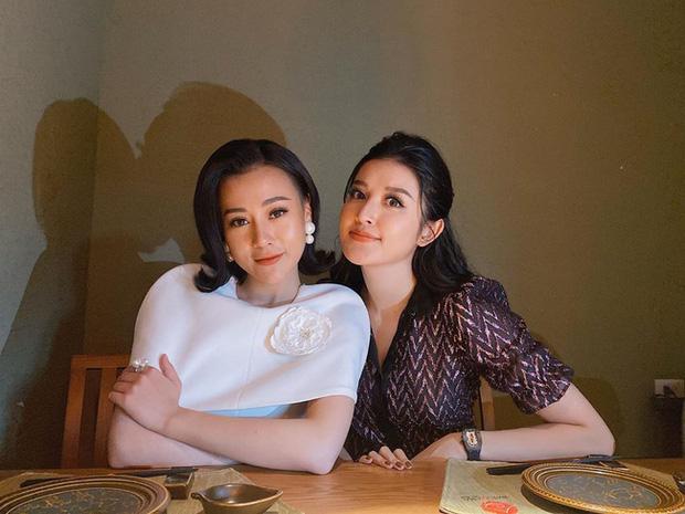 Huyền My gia nhập hội bạn Mai Phương Thuý, Quỳnh Nga và toàn sao đình đám? - ảnh 5