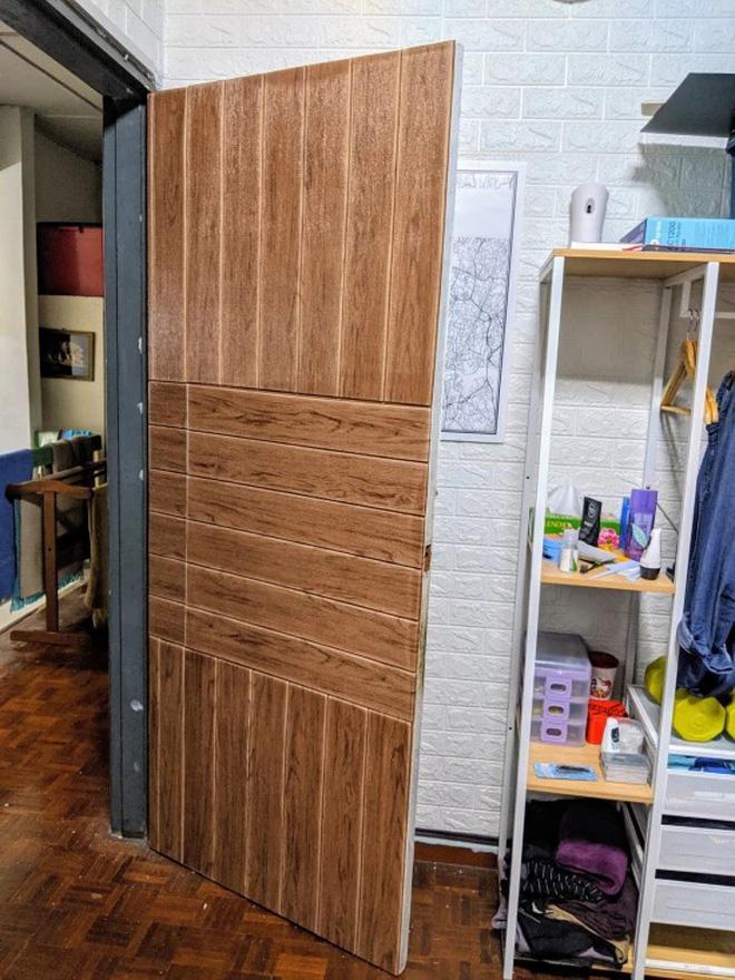 Ở nhà tránh dịch rảnh rỗi, thanh niên order đồ về tự cải tạo phòng ngủ cũ kĩ thành không gian cực xịn sò ai nhìn cũng mê - Ảnh 14.