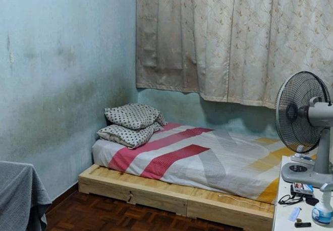 Ở nhà tránh dịch rảnh rỗi, thanh niên order đồ về tự cải tạo phòng ngủ cũ kĩ thành không gian cực xịn sò ai nhìn cũng mê - Ảnh 3.