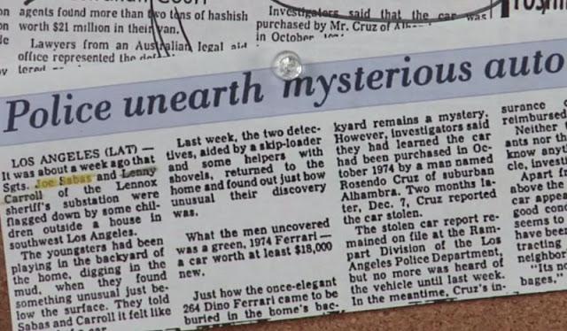 Chơi đào đất sau nhà, 2 đứa trẻ tìm thấy báu vật bị chôn cùng câu chuyện ly kỳ khiến cảnh sát phải cử cả đội đến điều tra - Ảnh 3.