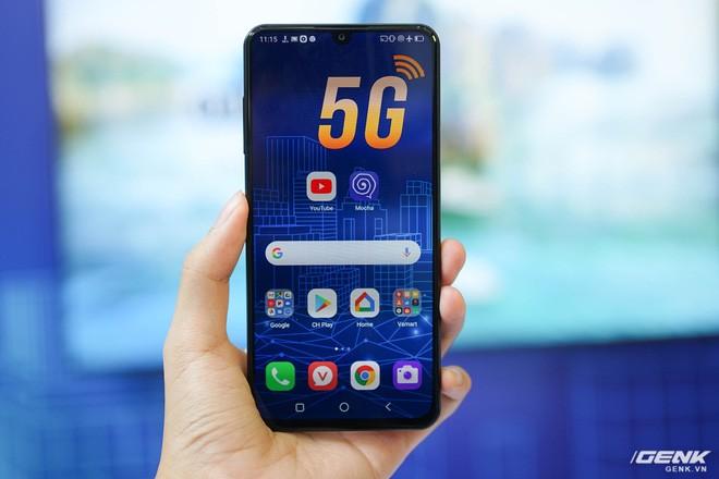 Trên tay Vsmart Aris 5G và trải nghiệm mạng 5G của Viettel - Ảnh 5.