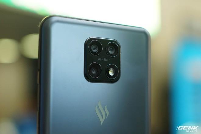Trên tay Vsmart Aris 5G và trải nghiệm mạng 5G của Viettel - Ảnh 6.