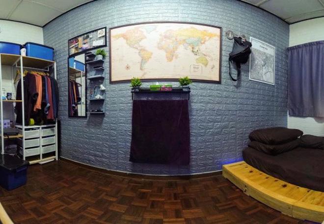 Ở nhà tránh dịch rảnh rỗi, thanh niên order đồ về tự cải tạo phòng ngủ cũ kĩ thành không gian cực xịn sò ai nhìn cũng mê - Ảnh 7.