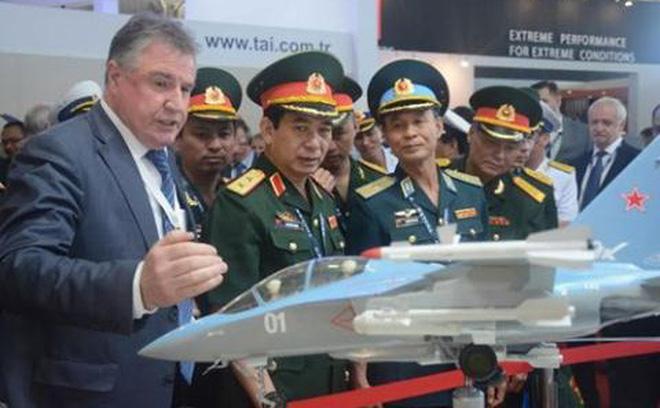 Không quân Việt Nam mua máy bay mới: Đẳng cấp để lên thẳng Su-57 - Tin vui đến rất bất ngờ - Ảnh 3.