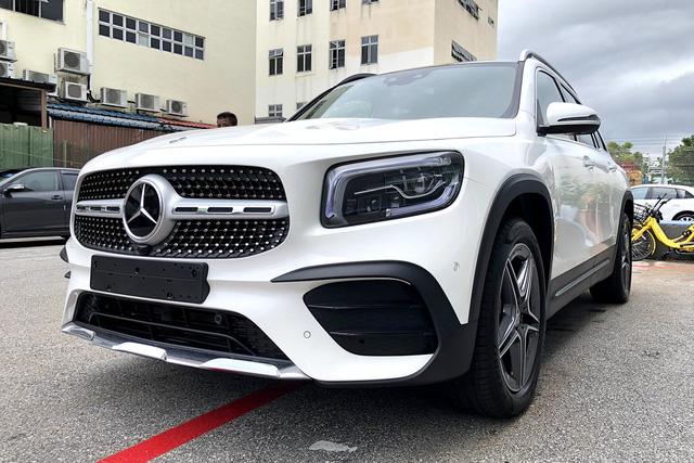 Mercedes-Benz GLB giá dự kiến 2,05 tỷ đồng - SUV 7 chỗ mới cho nhà giàu Việt - Ảnh 1.