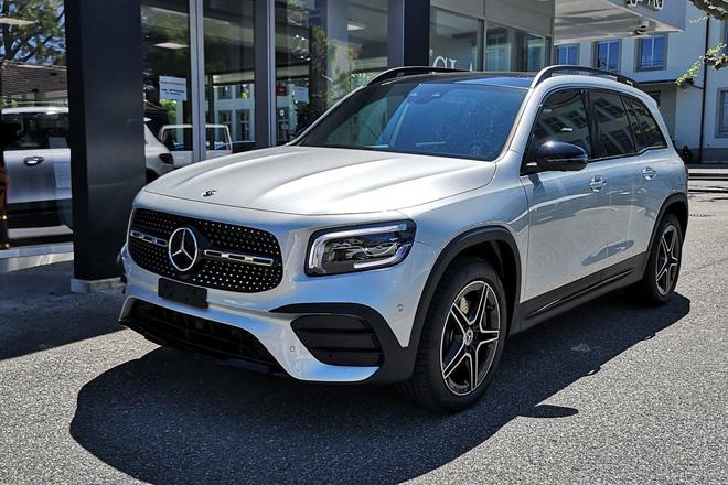 Mercedes-Benz GLB giá dự kiến 2,05 tỷ đồng - SUV 7 chỗ mới cho nhà giàu Việt - Ảnh 2.