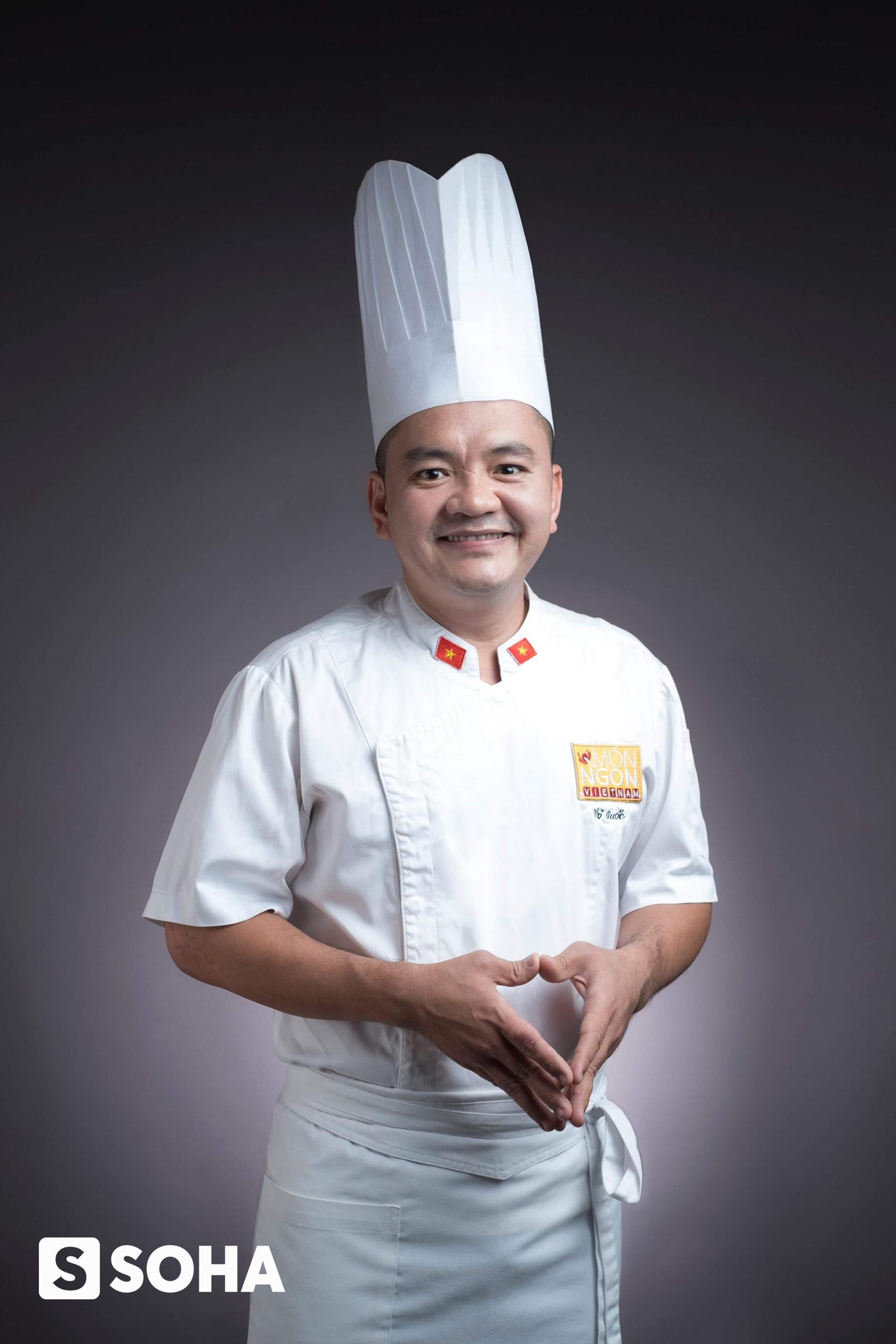 Siêu đầu bếp Võ Quốc: Từ dân chơi đua xe máu mặt Sài Gòn đến Đại sứ ẩm thực Việt Nam - Ảnh 2.