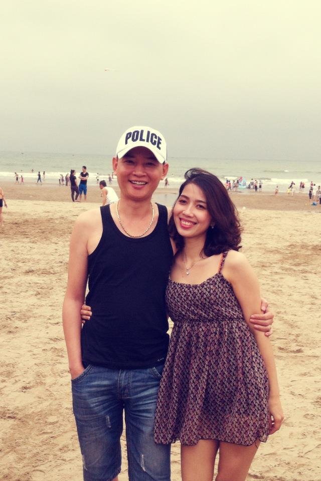 Diễn viên Tùng Dương Người phán xử ly hôn vợ ba kém 17 tuổi - Ảnh 1.