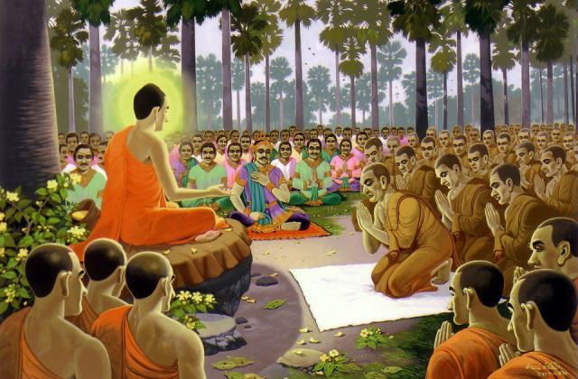 Đức Phật hỏi 1.250 đệ tử: Sinh mệnh dài bao lâu?, chỉ 1 người trả lời đúng, khiến tất cả kinh ngạc - Ảnh 4.